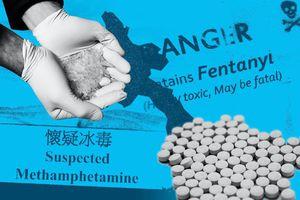 Hé lộ thủ đoạn mới của các đế chế ma túy châu Á
