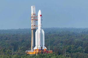 Sự cẩu thả của Trung Quốc khiến tên lửa Trường Chinh 5B mất kiểm soát?