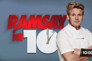 Vua đầu bếp Gordon Ramsay ra sách chia sẻ công thức nấu trong 10 phút