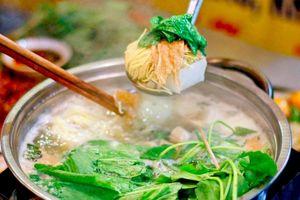 Các hàng ăn đêm hấp dẫn giữa Sài thành