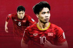 Hai đội hình tuyển Việt Nam ở vòng loại World Cup 2022
