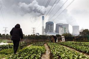 Trung Quốc thải khí nhà kính nhiều hơn cả nhóm OECD cộng lại