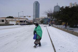 Người thắng cuộc sau trận bão tuyết lịch sử ở Texas