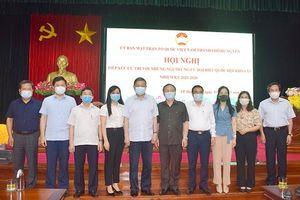 Bộ trưởng Công an Tô Lâm vận động bầu cử tại Hưng Yên