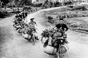 Thanh niên xung phong, dân công hỏa tuyến xứng danh anh hùng trong chiến dịch Điện Biên Phủ