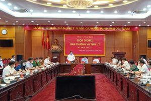 Thái Bình thực hiện giãn cách xã hội từ 12 giờ ngày 6-5
