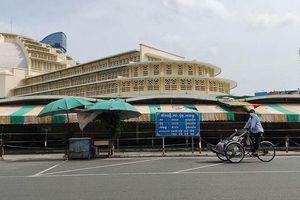 Campuchia gỡ phong tỏa thủ đô Phnom Penh và TP Ta Khmau