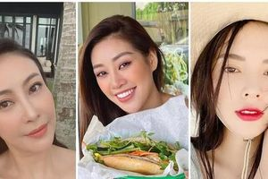 Dàn Hoa hậu Việt khoe ảnh chụp tự nhiên, bừng sáng cộng đồng mạng, xua đi u ám COVID-19