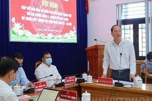 Cung cấp thông tin cho ứng cử viên đại biểu HĐND TPHCM