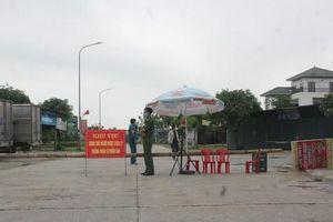 Tìm người tiếp xúc với 2 ca bệnh tái dương tính với SARS-CoV-2 ở Hà Tĩnh