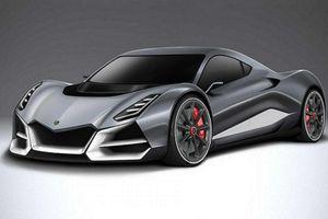 Siêu xe đầu tiên của Thụy Sĩ sẽ có giá khoảng 58 tỷ đồng
