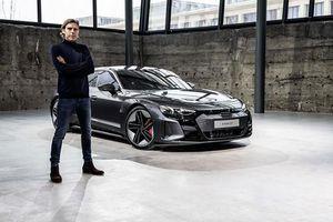 Audi e-tron GT 2022 chạy điện lên kệ tại Châu Âu, từ 2,7 tỷ đồng