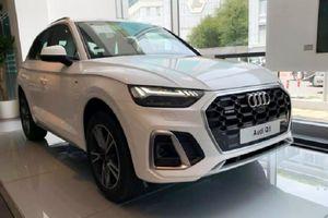 Audi Q5 mild hybrid 2021 chính hãng có mặt tại Việt Nam