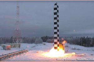 Kinh hoàng: Tên lửa Nga đủ sức hủy diệt Texas hoặc 3 lần nước Anh