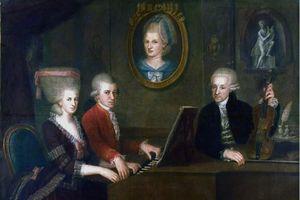 Cuộc đời nhiều nỗi buồn của thiên tài âm nhạc Mozart