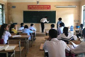 Hà Tĩnh: Khẩn trương triển khai thi học kỳ II trước ngày 8/5