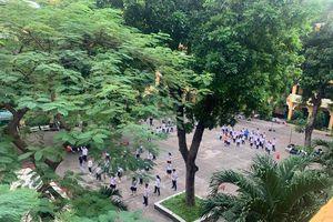 TP.HCM: Rà soát hiện trạng cơ sở vật chất trường học mùa mưa bão