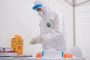 Lịch trình di chuyển của bác sĩ Bệnh viện Quân Y 105 dương tính với SARS-CoV-2