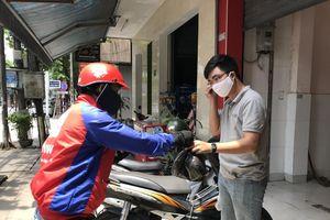 Từ 12 giờ ngày 7/5, Đà Nẵng chỉ được bán thức ăn qua mạng và mang đi