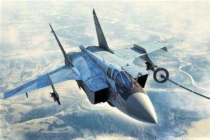 Máy bay chiến đấu Nga chặn máy bay do thám Mỹ trên biển Chukchi