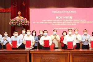 Đề xuất xây dựng đường Vành đai 4 - vùng Thủ đô Hà Nội