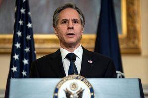Ngoại trưởng Mỹ sang thăm Ukraine, ủng hộ Kiev trong cuộc đối đầu Nga
