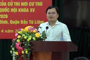 Bí thư thứ nhất T.Ư Đoàn Nguyễn Anh Tuấn: Luôn trăn trở về chủ quyền biển đảo