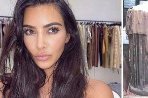 Kim Kardashian bị Mỹ yêu cầu trả tượng cổ cho Italy