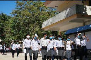 Quảng Ngãi cho học sinh nghỉ học từ 12 giờ ngày 6/5, sau khi có ca nhiễm COVID-19