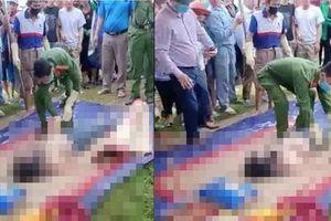 Nguyên nhân hai người phụ nữ tử vong dưới kênh ở Nghệ An