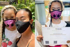 Đoan Trang chia sẻ kết quả xét nghiệm COVID-19 sau khi sang Singapore sinh sống