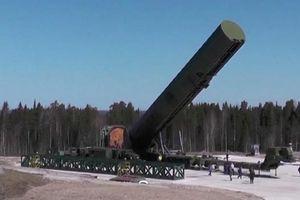 Nga lên kế hoạch phóng tên lửa liên lục địa Sarmat