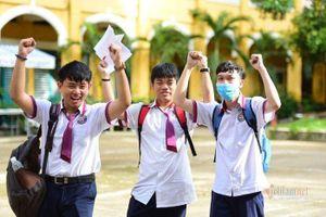 144 học sinh được miễn thi tốt nghiệp và vào thẳng đại học