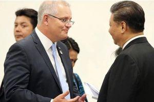 Trung Quốc 'đình chỉ vô thời hạn' đối thoại kinh tế với Australia