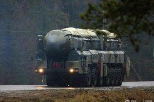Nga sẽ thực hiện vụ phóng ICBM 'khủng khiếp' nhất lịch sử