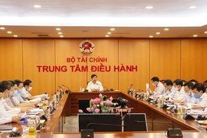 Đảng ủy Bộ Tài chính tổ chức Hội nghị Ban Chấp hành Đảng bộ lần thứ tư