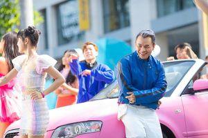 Binz ra mắt MV mới đúng chất người chơi 'hệ màu hồng'