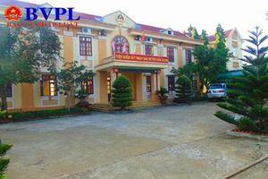 VKSND huyện Đắk Glong xây dựng cơ quan ngày càng xanh, sạch, đẹp