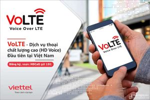 Vì sao hàng triệu khách hàng Viettel 'nghiện' dịch vụ thoại chất lượng (VoLTE)?