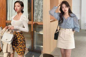 4 kiểu chân váy hot trend mà các nàng không thể bỏ lỡ hè này