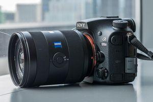 Sony ngừng sản xuất chiếc máy ảnh DSLR cuối cùng