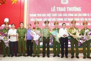 Đại tá Phạm Hoài Nam: 'Người thương thuyết' của Công an tỉnh Nghệ An