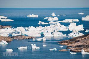 Sự tan chảy băng ở Nam Cực có thể đẩy mực nước biển lên mức 'thảm họa'