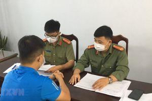 Thừa Thiên-Huế: Xử phạt đối tượng tung tin không rõ ràng về dịch bệnh