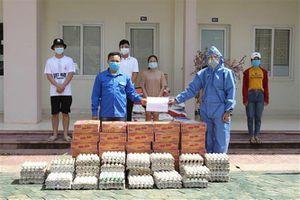 Người Việt tại Lào chung tay cùng chính quyền sở tại chống dịch