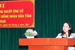 Bầu cử QH và HĐND: Các ứng cử viên tiếp xúc cử tri để vận động bầu cử