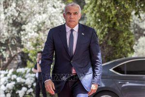 Lãnh đạo đảng Yesh Atid đối lập tại Israel quyết tâm thành lập được chính phủ