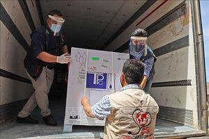 Syria khởi động dịch vụ đăng ký tiêm vaccine ngừa COVID-19 qua mạng