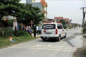 Thần tốc truy vết F1, F2 tại thôn Đông Hòa ở Thái Bình