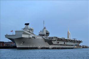 Anh, Mỹ cam kết bảo đảm tự do hàng hải tại Ấn Độ Dương-Thái Bình Dương